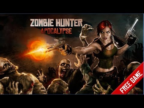 Zombie Hunter Survive the Undead Horde Apocalypse