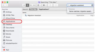 Cara Transfer Data Dari Mac Ke Mac Menggunakan Migration Assistant