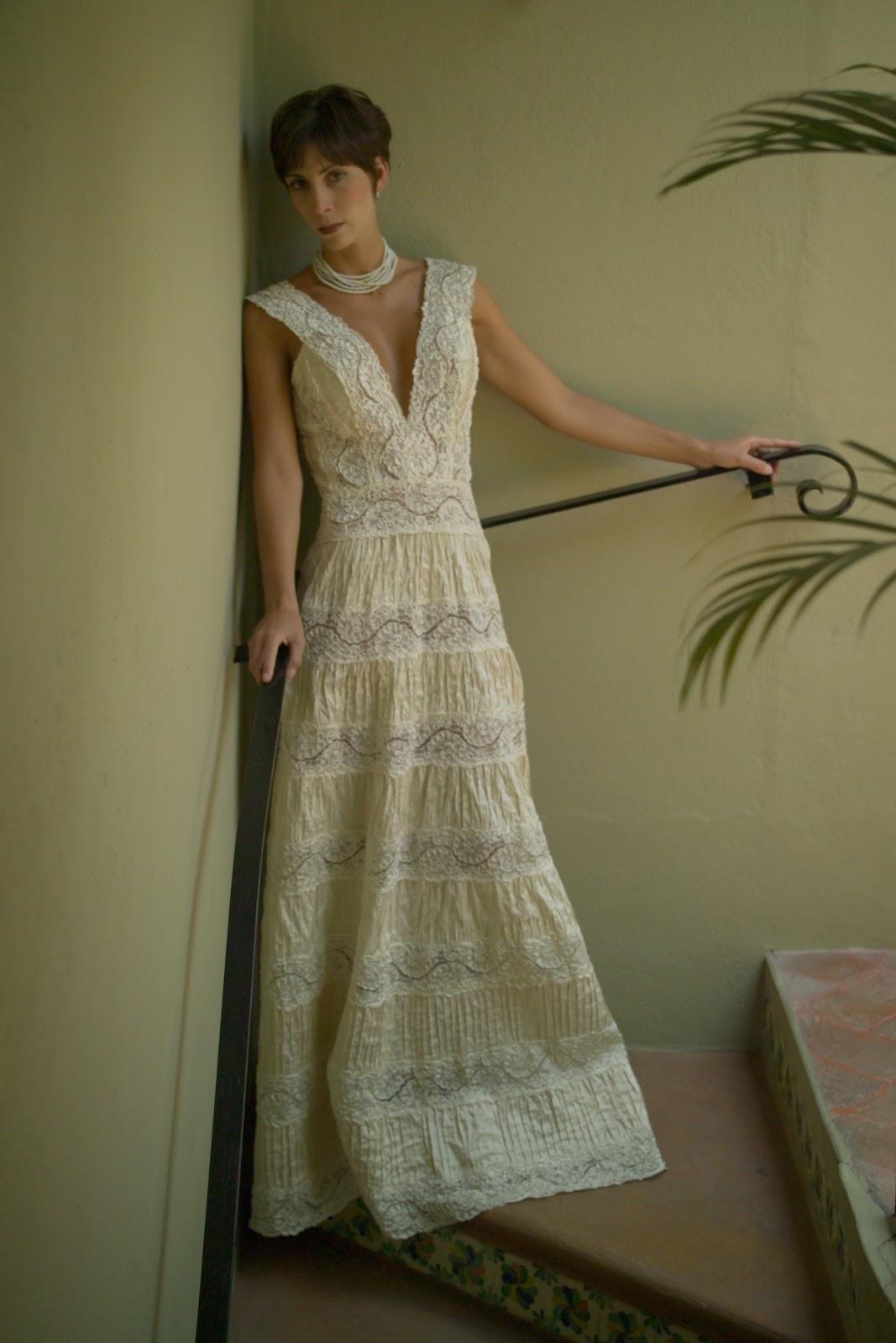 Laura Reyes Fashion San Miguel La Mexicana Collection