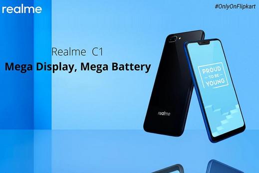 Cara Screenshot Realme C1
