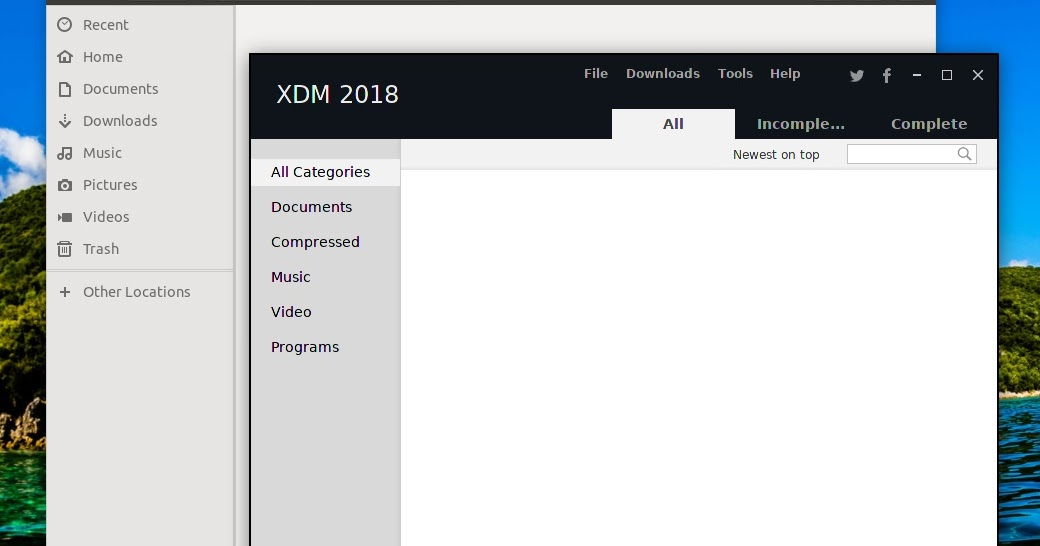 You Can Now Install Xtreme Download Manager In Any Linux