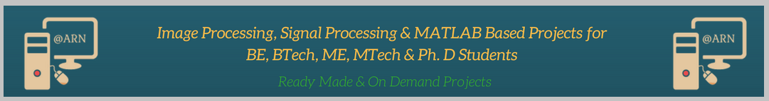 MATLAB Projects of Digital Image processing, Audio Processing, Video Processing and Basics of MATLAB