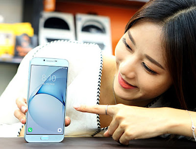 "2016 Galaxy A8 finally officially with chipset Exynos 7420, 3GB RAM, and 5.7"" showcase"