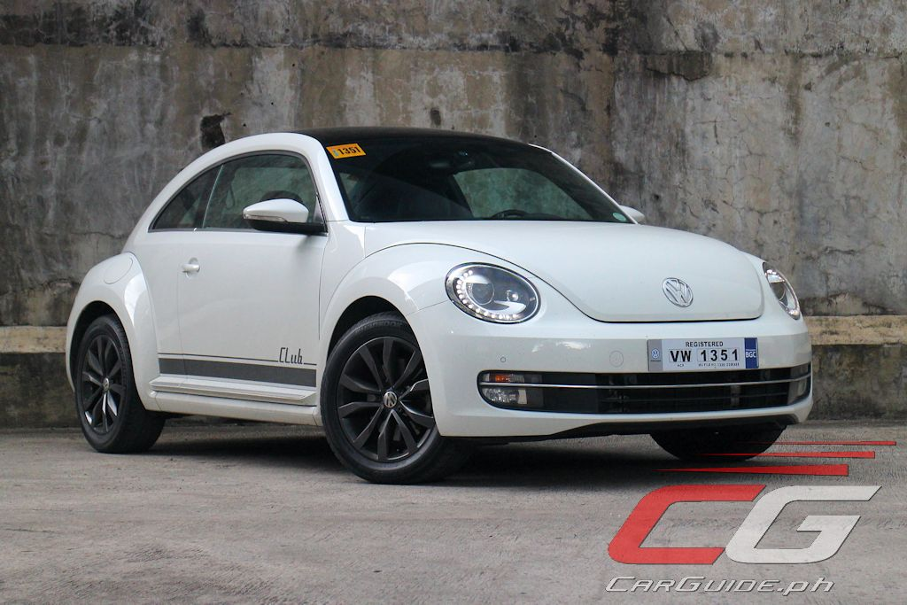 Mechanically The Volkswagen Beetle Club Edition Remains Unchanged Under Hood Is An Older Version Especially Compared To Tiguan S Of Vw
