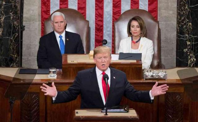 Trump promete la construcción de un muro fronterizo con México