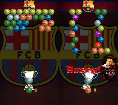 Bubble Shooter Barcelona MOD APK