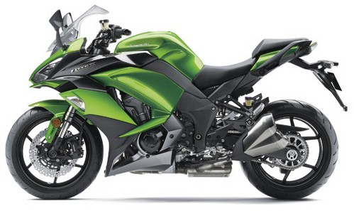 Review Kawasaki Ninja 1000 2017