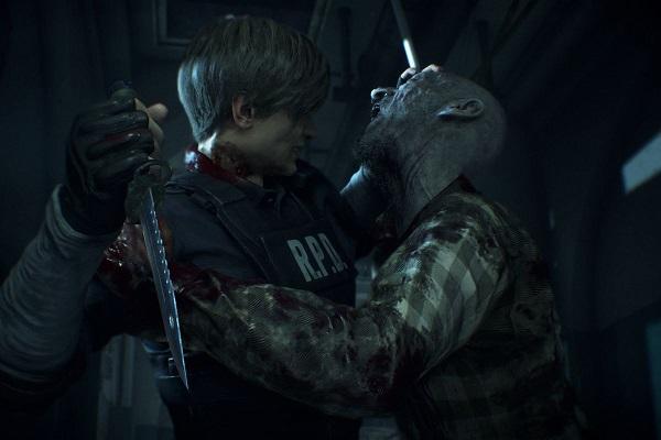 إليكم أسرع طريقة من أجل حل لغز تمثال الأسد داخل ديمو لعبة Resident Evil 2