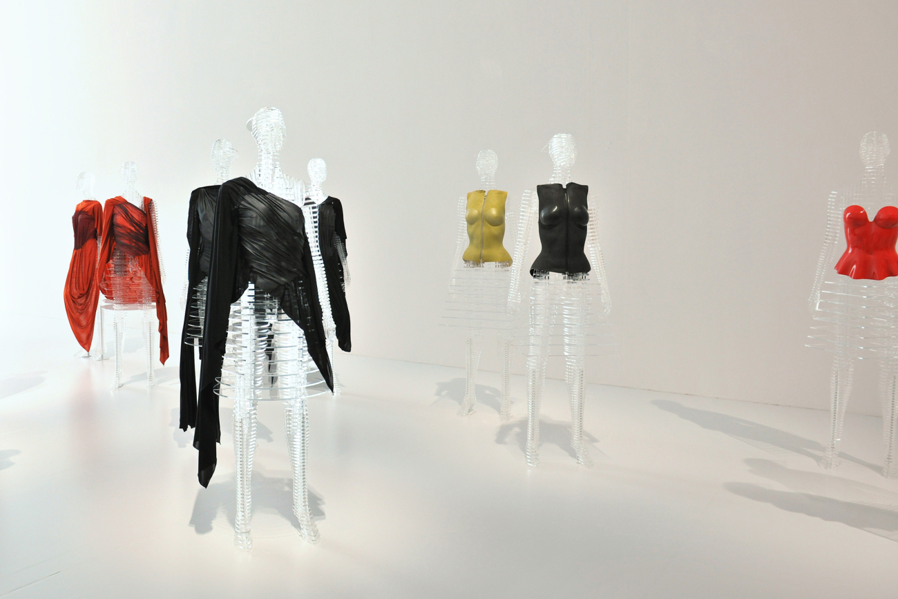 Issey Miyake exhibition opens in Tokyo / Fashion news March 2016 via www.fashionedbylove.co.uk