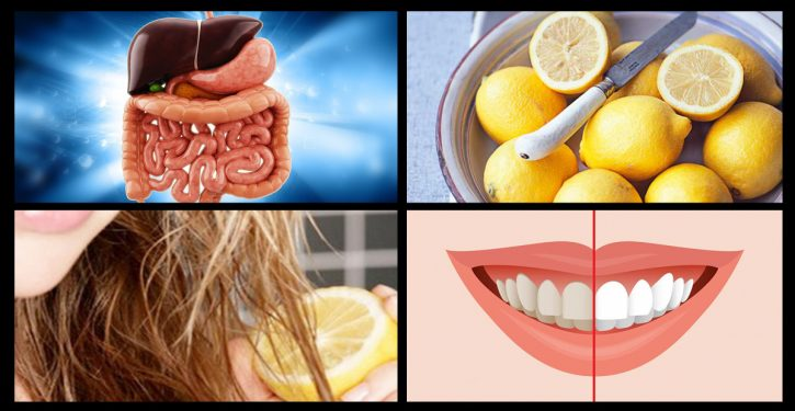 13 Awesome Uses Of Lemon That People Do Not Know