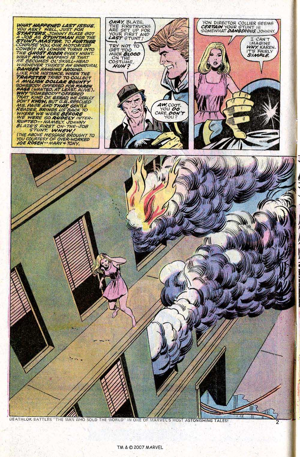 Ghost Rider (1973) Issue #14 #14 - English 4