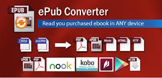 ePub Converter 3.17.1120.375 Full Crack