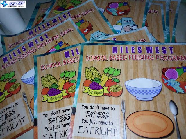 Tarpaulin Banners - Full Color Printing - Miles West