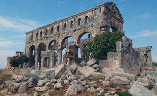 Reruntuhan Syria
