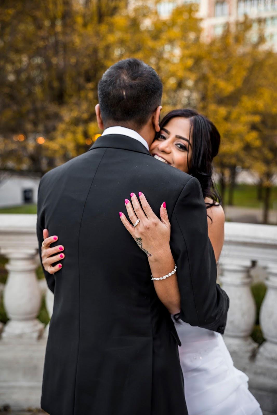 Chicago wedding photoshoot