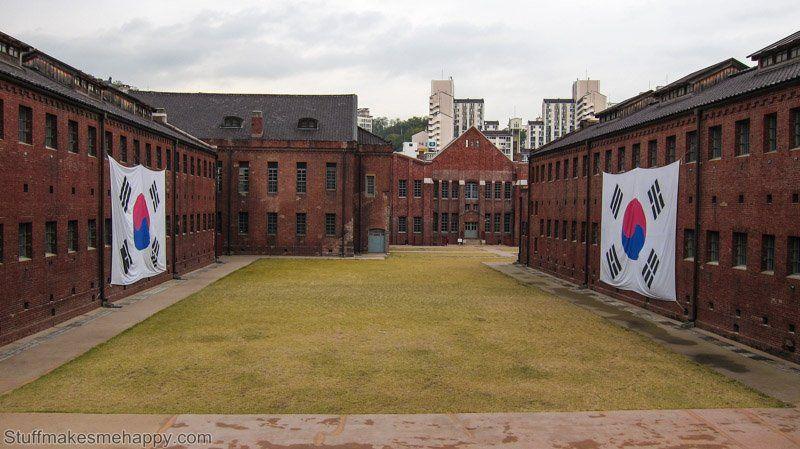 3. Seodaemun Prison Museum, Seoul
