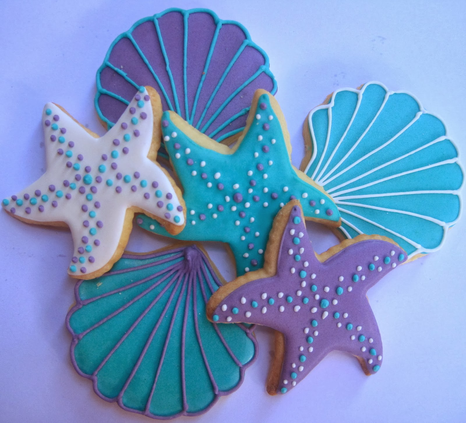 The Blue Cottage Sugar Cookie Order Part 4 Sea
