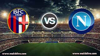 مشاهدة مباراة نابولي وبولونيا بث مباشر اليوم بتاريخ 28-01-2018 الدوري الايطالي
