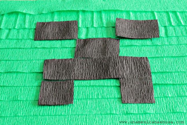 una mexicana en usa pi ata f cil de minecraft. Black Bedroom Furniture Sets. Home Design Ideas