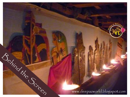 BehindScreen-The-lighted-lamps-of-Tholpavakoothu-HuesnShades