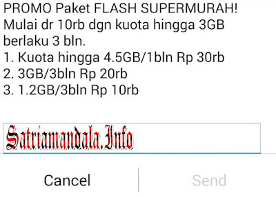 Paket Murah Telkomsel Akses *550#