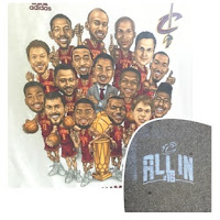 Cleveland Cavaliers - NBA Champions - All In