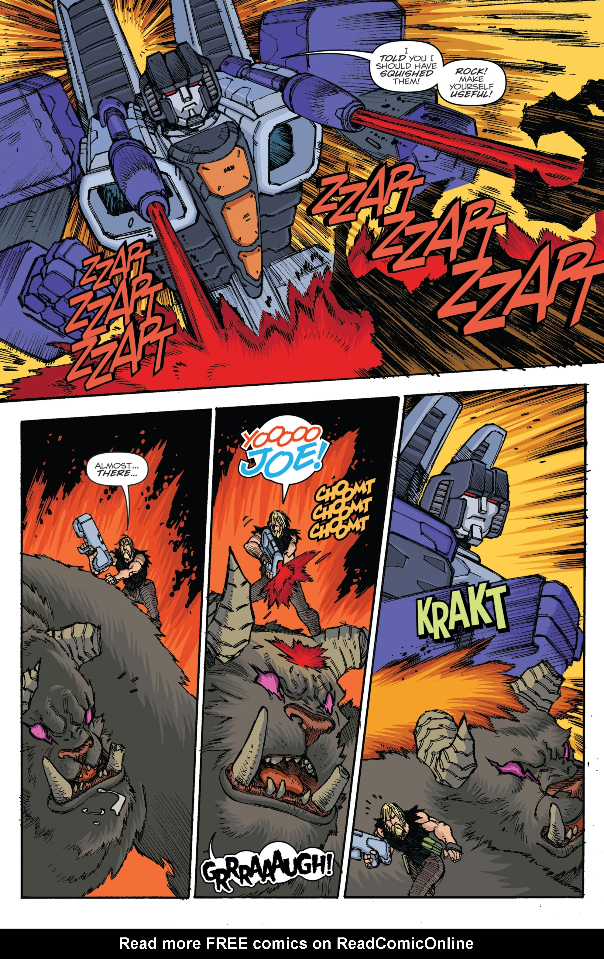 Read online G.I. Joe (2016) comic -  Issue #6 - 15