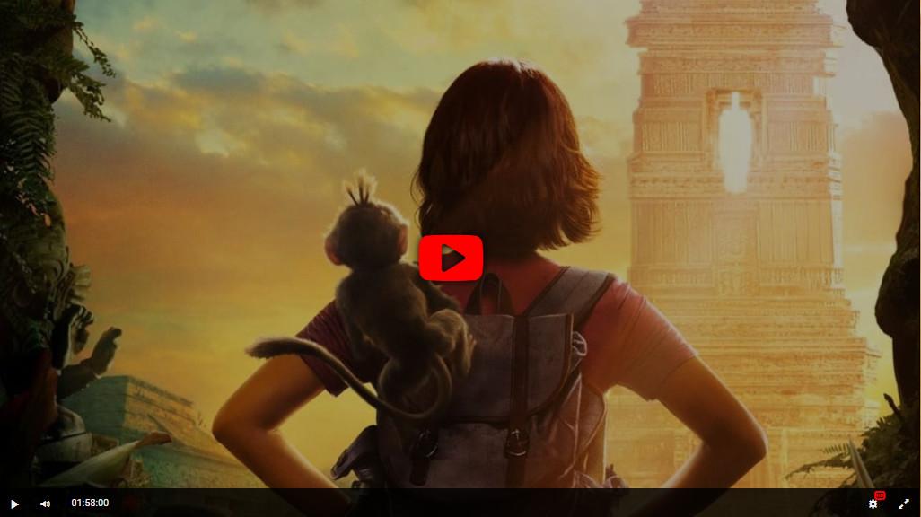 Dora and the Lost City of Gold  Película Completa