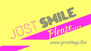 "Request your girl friend "" Just smile please """