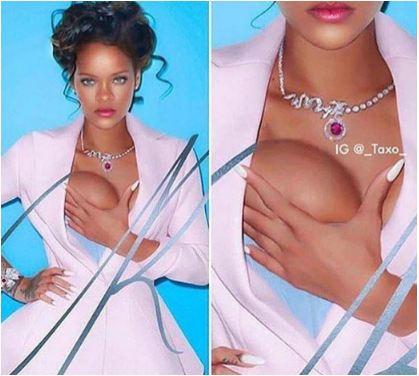 """This Is Madness!"" – Actress Jaiye Kuti Reacts To Rihanna's Dressing"