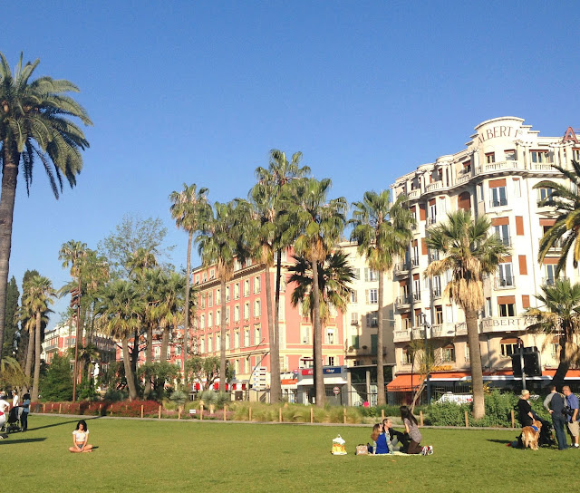 Côte d'Azur di Perancis Selatan: Nice, si Cantik