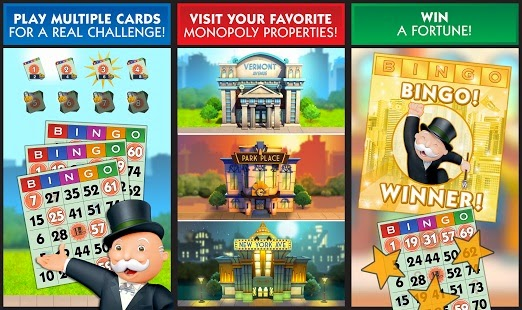 monopoly bingo download apk