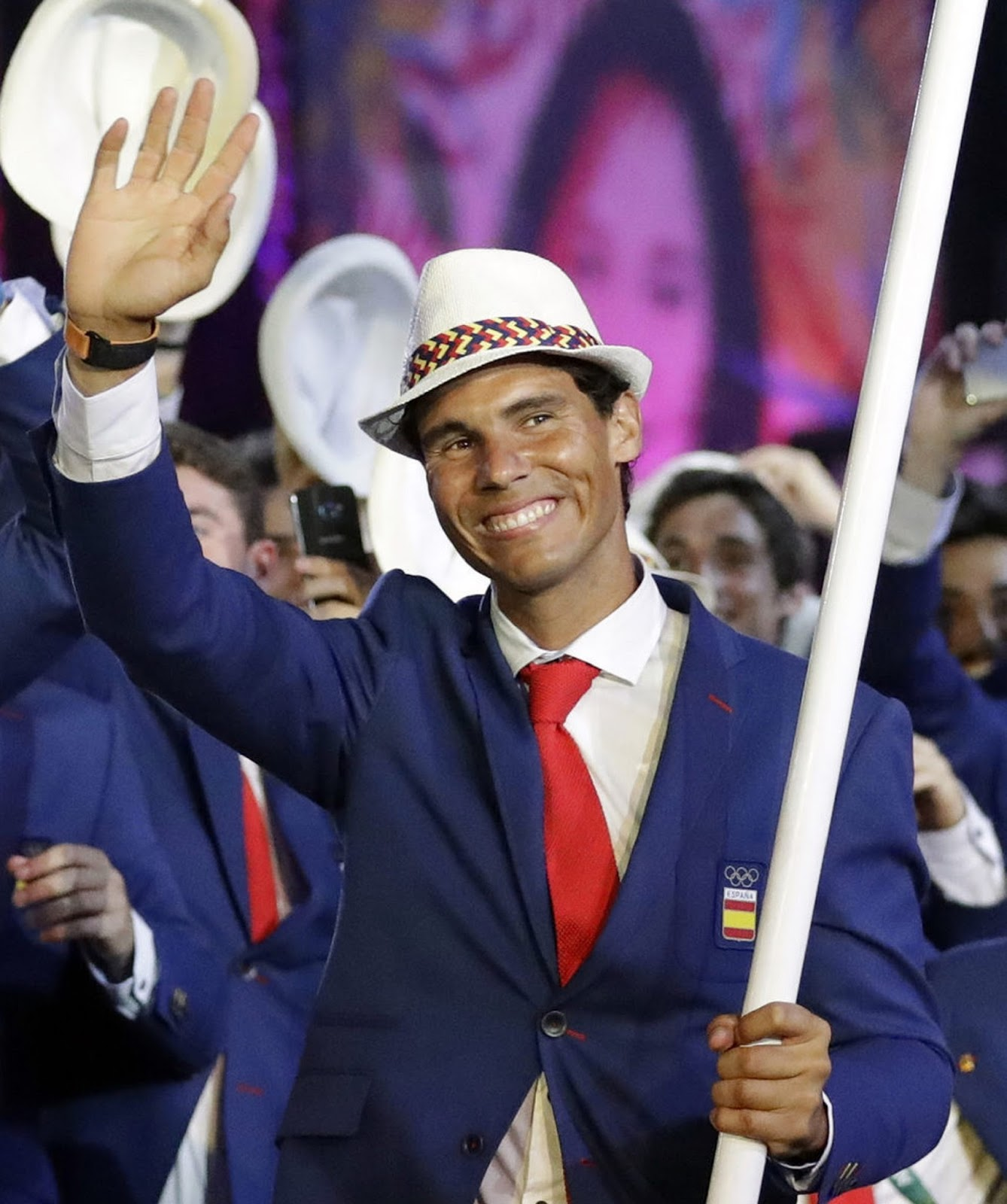 RAFAEL NADAL, RIO OLYMPICS 3