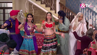 Soumya Tondon aka Bhabhiji in Beautiful Red Ghagra Choli ~  Exclusive Galleries 031.jpg