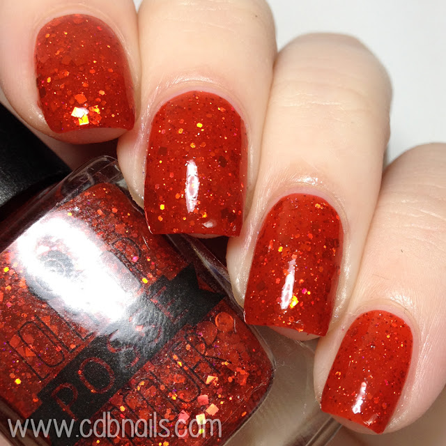 Lollipop Posse Lacquer- Blood and Graffiti
