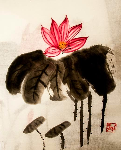 The Joy Of Chinese Brush Painting At Callanwolde Winter 2015