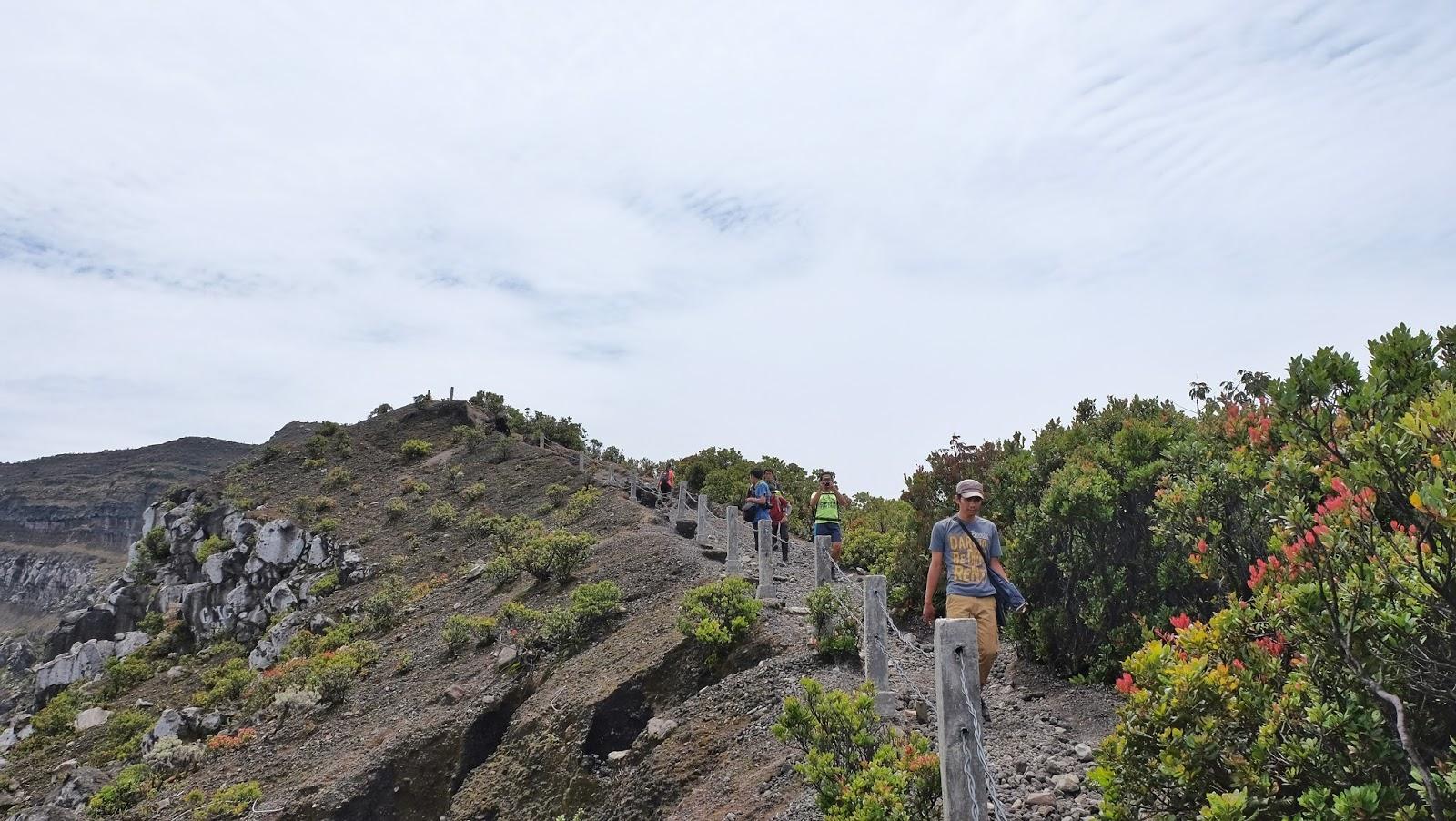 Gunung Gede, mau ke Jalur Cibodas