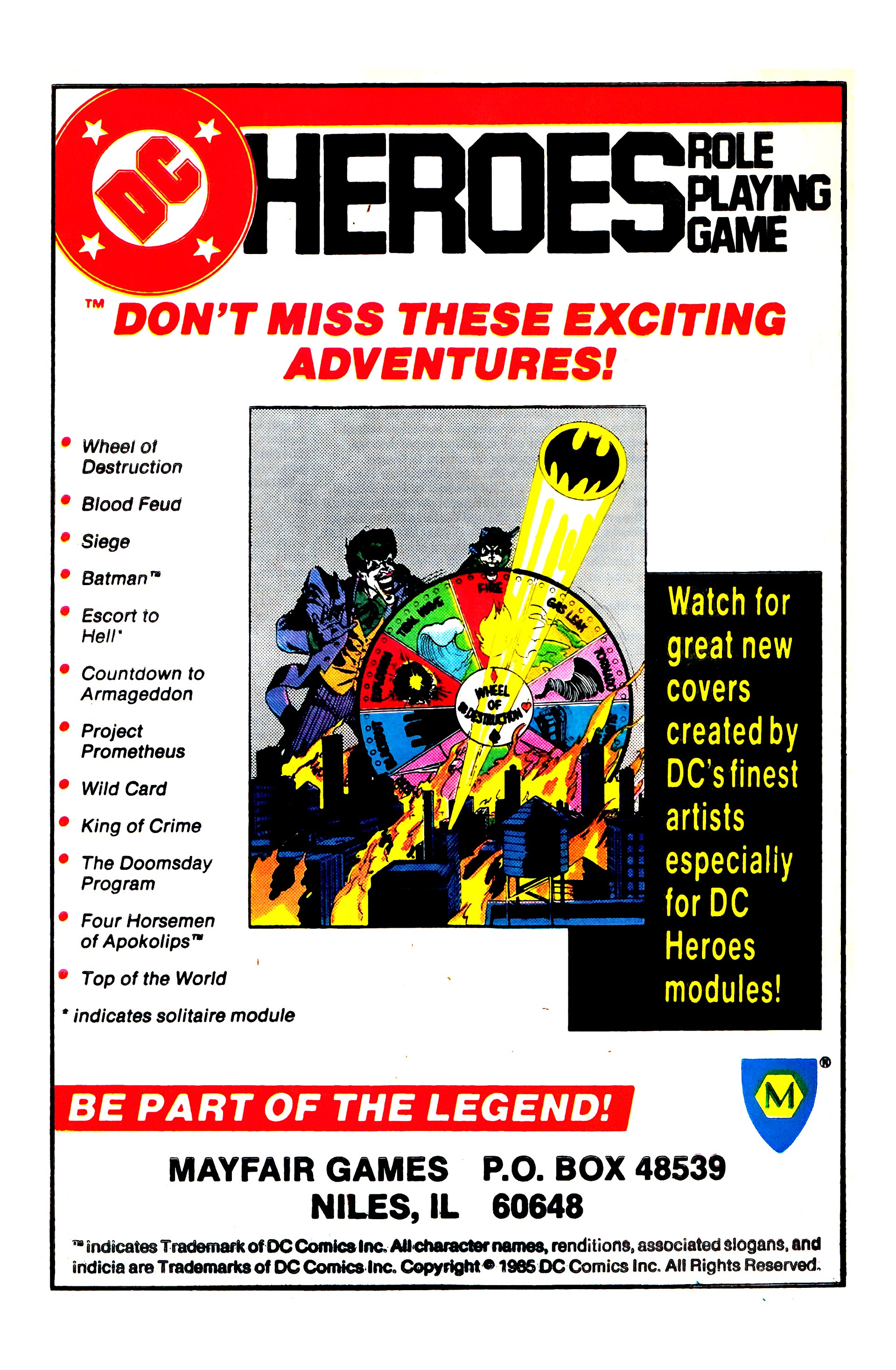 Read online Secret Origins (1986) comic -  Issue #4 - 29