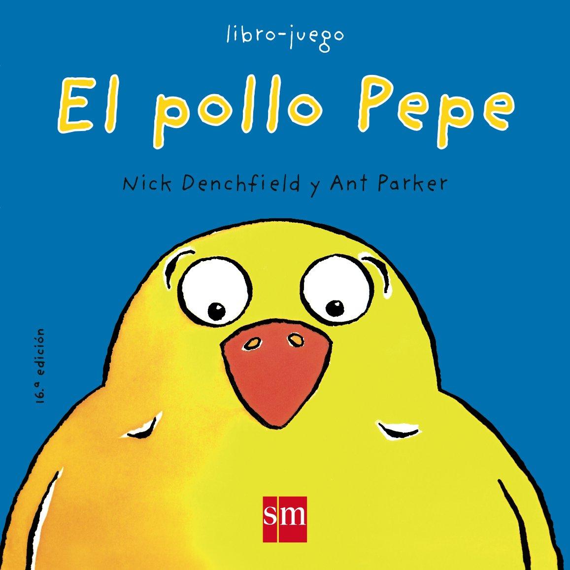 ... claro! este pollo es archiconocido por todos los amantes de la  literatura infantil. El solito enamoró a chicos y a grandes, y ahora tiene  muchos amigos.