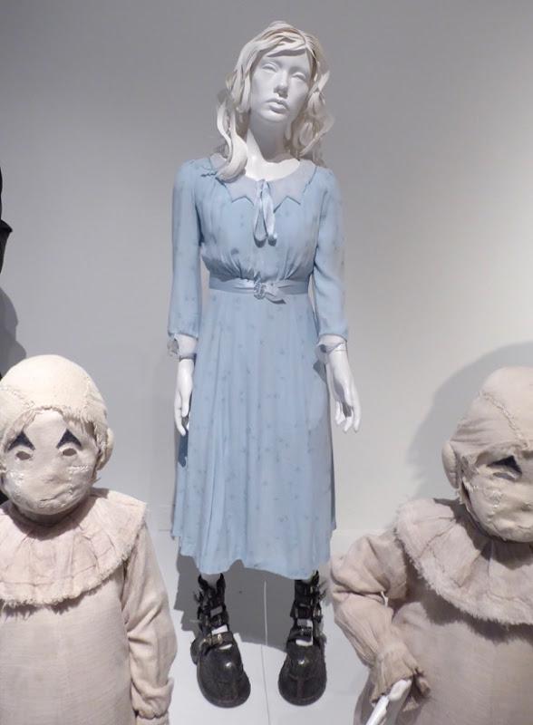 Ella Purnell Miss Peregrines Home Peculiar Children Emma costume