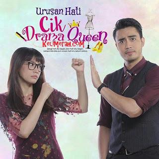 Tonton Online Urusan Hati Cik Drama Queen Episod 8