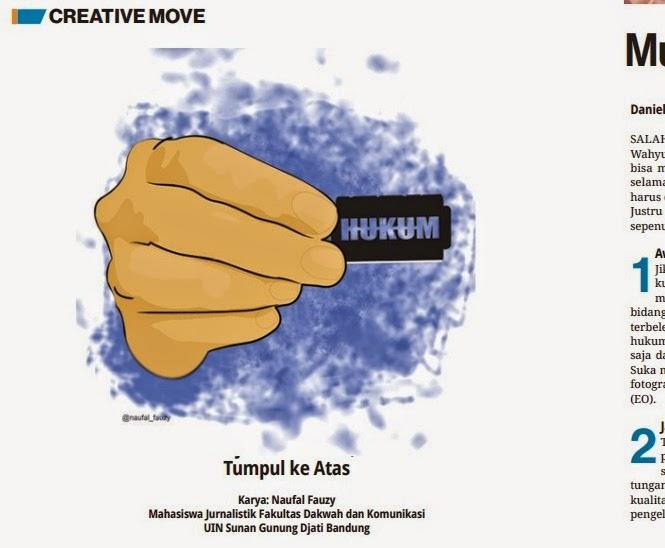 Cara Mengirimkan Karya Gambar ke Media Massa Koran Cara Mengirimkan Karya Gambar ke Media Massa Koran