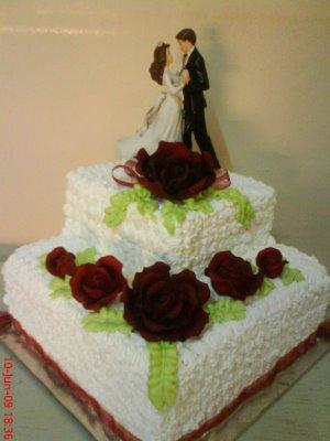 Kue Tart Kue Pernikahan