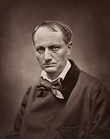 Charles Baudelaire por Carjat