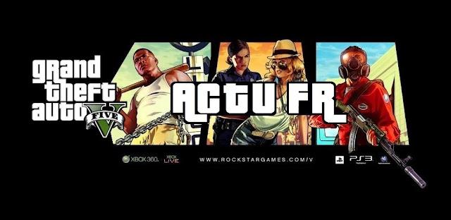 وأخيرا تحميل أفضل لعبة عالم مفتوح لعبة GTA V لاندرويد مجانا