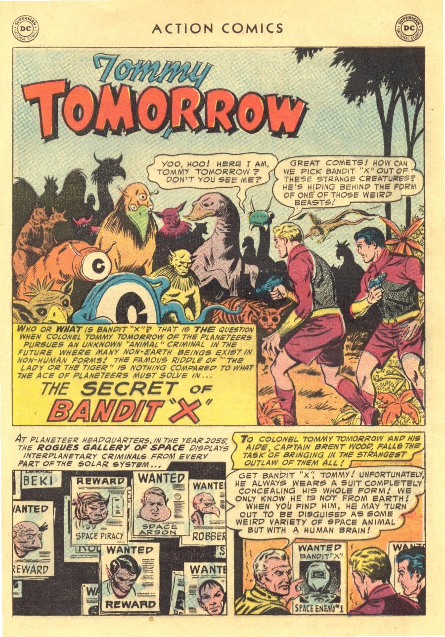 Action Comics (1938) 211 Page 26
