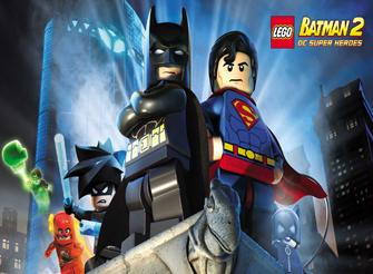 Lego Batman 2 DC Super Heroes [Full] [Español] [MEGA]