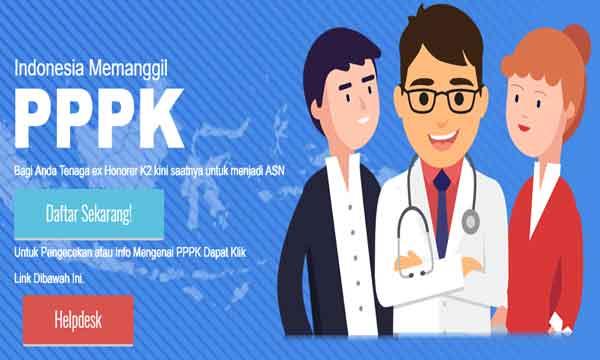 Tata Cara Dan Petunjuk Teknis (Juknis) Registrasi Pppk 2019 Di Sscasn Bkn Go Id