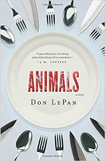 The Vegan Vine; Animals by Don LePan