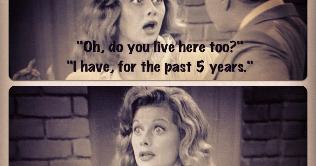 A Blog About Lucille Ball I Love Lucy